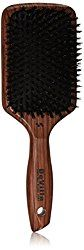 Boar Bristle Brush Benefits. In this article and video, I share all the top hair benefits you should be enjoying with a boar bristle brush and how to use it