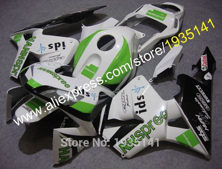 360.05$  Buy now - Hot Sales,For Honda CBR600RR F5 2003 2004 ABS Fairing Kits CBR 600 RR 03-04 Hannspree Motorcycle Fairing (Injection molding)  #buychinaproducts