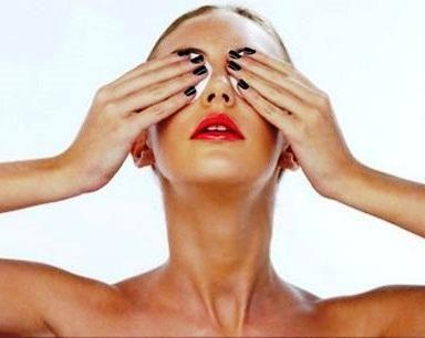 Cómo reducir las ojeras con ejercicios faciales - 7 pasos