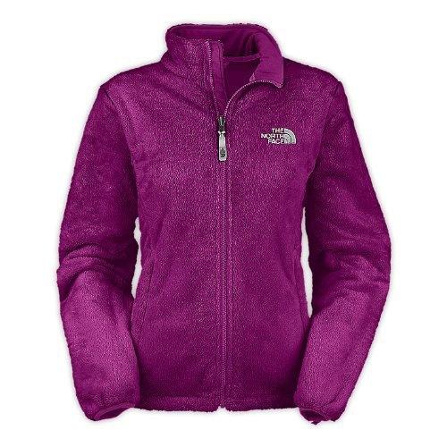 purple north face jacket