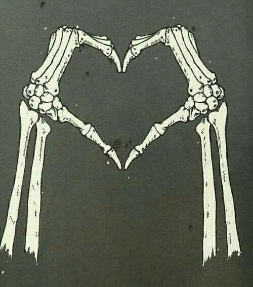 Amor de muerte.