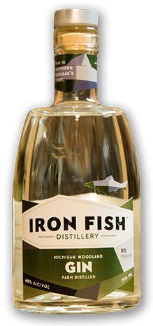 826 best cool bottle labels images on pinterest bottle for Iron fish distillery