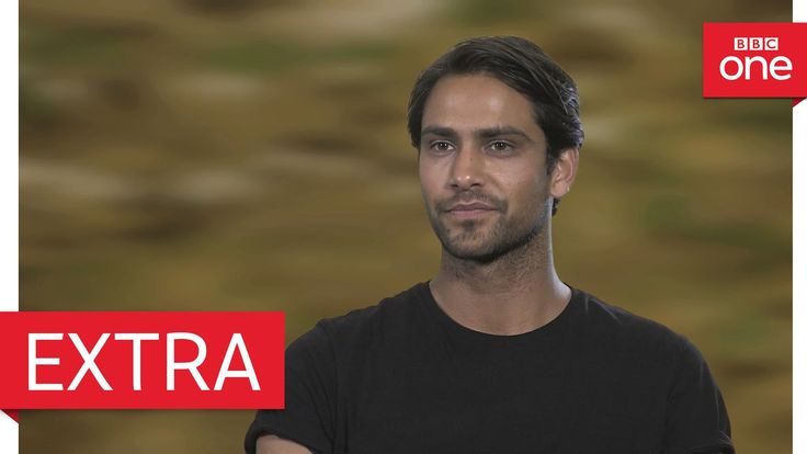 Luke Pasqualino on the lovable rogue Elvis Our Girl: Series 2 BBC One