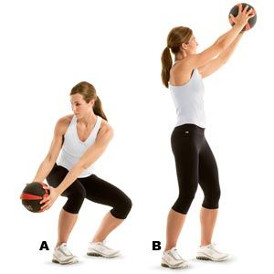 Woodchop - Amazing for the legs, arms and those ABS!  More specifically, those obliques (the nasty love handle area).  If you're tired of situps, give these a try!: Medicine Ball Exercises, Weight Loss, Workout Routine, Workouts, Wood Chop, Medicineball, Health, Ab Exercise