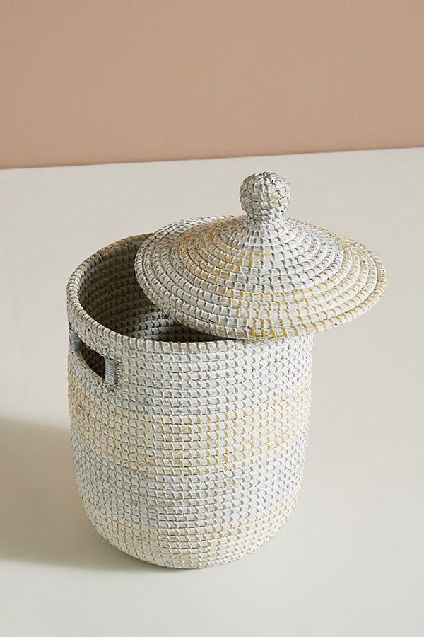 My Hunt For A Stylish Laundry Basket Washing Basket Seagrass Storage Baskets Basket
