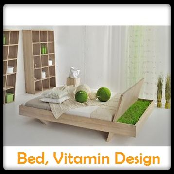 Unusual Bed, Vitamin Design Spice Things Up In The Bedroom Sector With This  Unusual Bed Design. Winner Of The 2011 Interior Innovation Award, This Bed  Isnu0027t ... Ideas