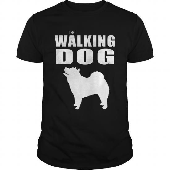Awesome Chow Chow Lovers Tee Shirts Gift for you or your family your friend:  THE WALKING DOG-chow chow Tee Shirts T-Shirts