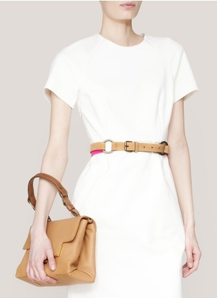 See By Chloé - Handmade leather belt | Neutral and Brown Belts