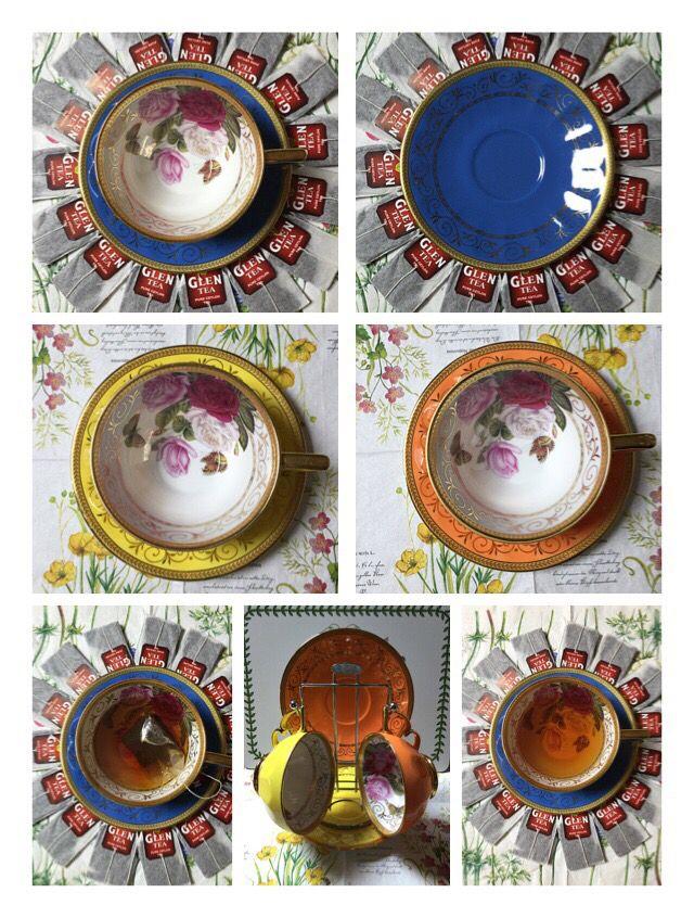 Teacup and saucer  set !!!