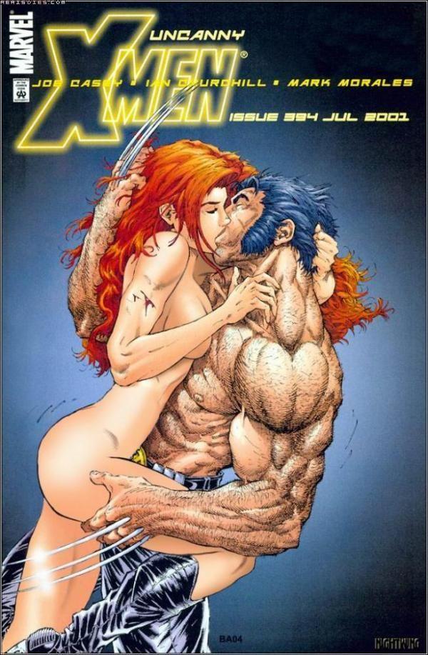 Wolverine Porn 38