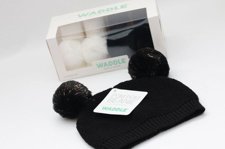 Beanie & Sock Gift Set