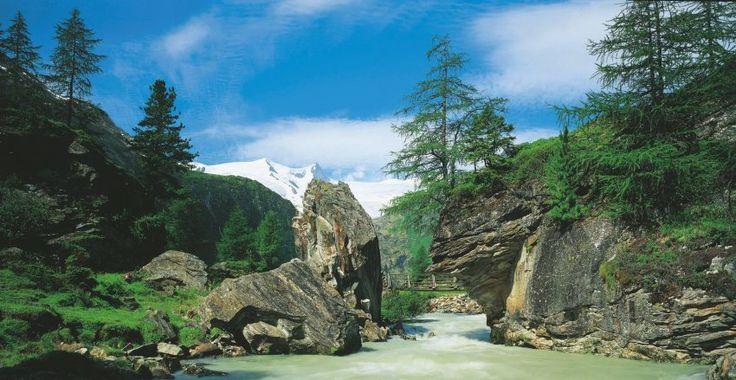 Национальный парк Высокий Тауэрн (Nationalpark Hohe Tauern). Австрия