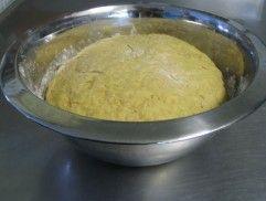 Lupin Pizza Dough