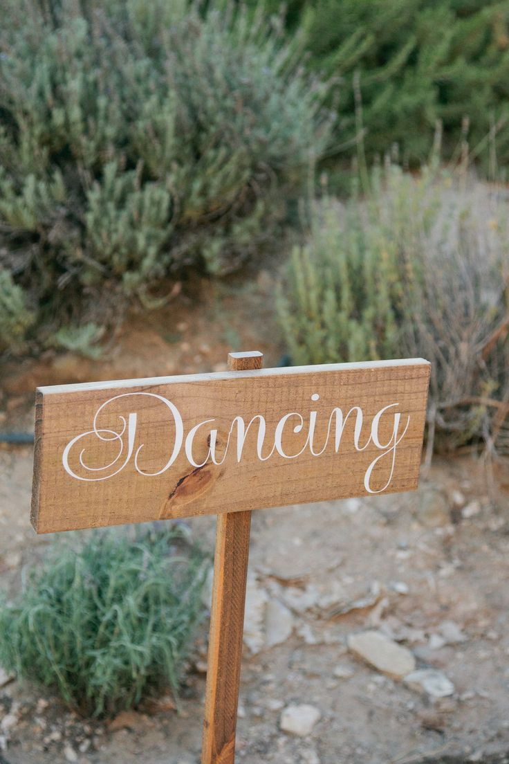 Romantic Vintage Wedding Rustic SignsRustic