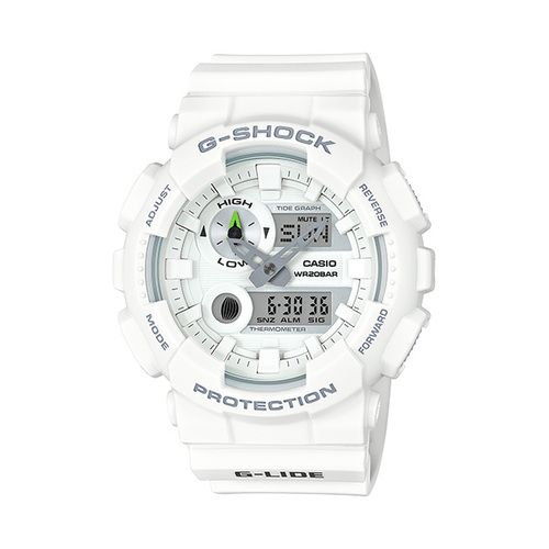 G-Shock Trending Series GAX100A-7A White Case Watch