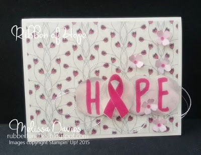 breast cancer paper punch