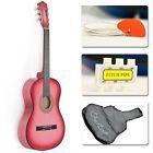 NEW Acoustic Guitar Kit with Case Gig Bag Pick Strap 6 String Beginner Starter