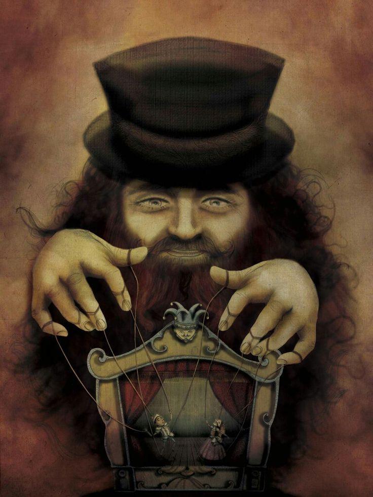 Mangiafuoco #pinocchio Illustration Pinocchio