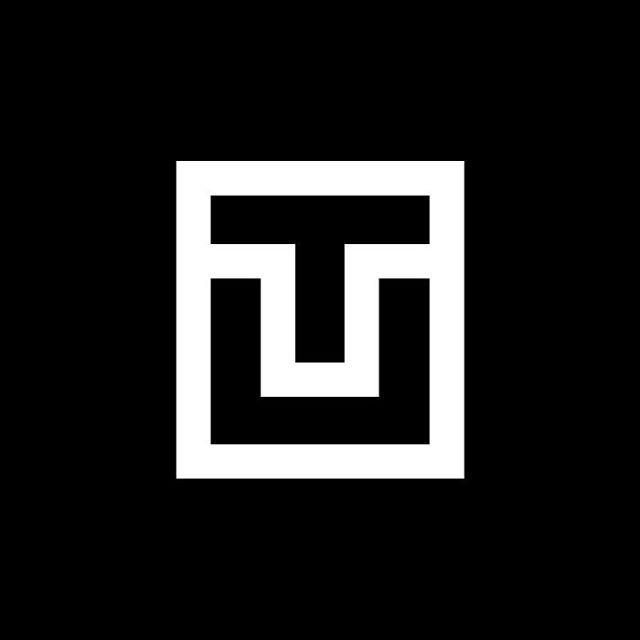 Trans Union Corporation by Heinz Waibl. (1969)  #logo #branding #design #modernism #square #1960s #minimal #symbol #icon #logomark #trademark #graphicdesign #letter #brandidentity #credit #banking #finance #corporateidentity #logoarchive