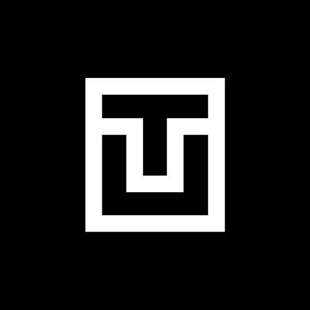 Trans Union Corporation by Heinz Waibl. (1969)  #logo #branding #design #modernism #square #1960s #minimal #symbol #icon #logomark #trademark #graphicdesign #letter #brandidentity #credit #banking #finance #corporateidentity #logoarchive