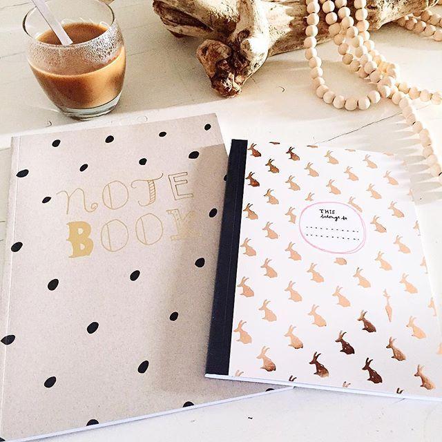 Wil jij je gedachten, huiswerk of reminders ergens opschrijven? Deze leuke notitieboekjes vind je bij HEMA. Bedankt voor de foto Baukje.