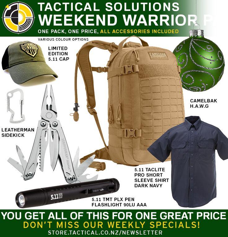 Camelbak, Leatherman 5.11 Tactical pack & Surefire SALE! - Tactical Solutions Ltd