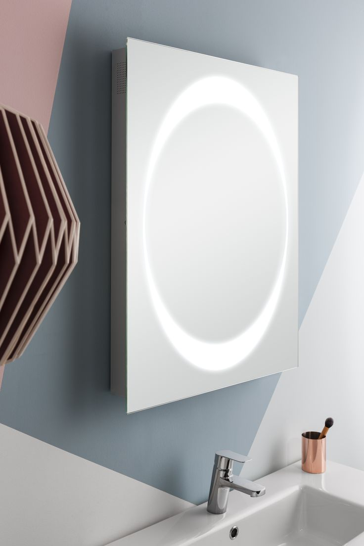 Bounce light around a smaller space with the Revive 1.0 Illuminated Mirror was £429 NOW £301! http://www.crosswater-sale.co.uk/product/accessories-illuminated-mirrors/revive-1-point-0-led-illuminated-mirror-meb8060a/