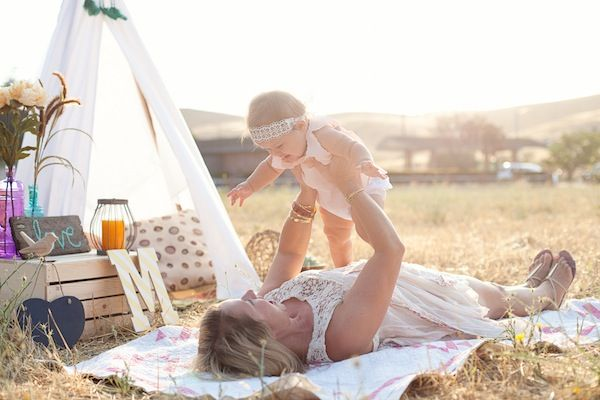family, teepee, field, love, babies, mother and daughter, mom and baby, airplane