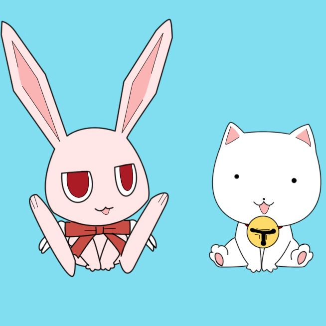 bunny meroko amp kitty takuto full moon wo sagashite