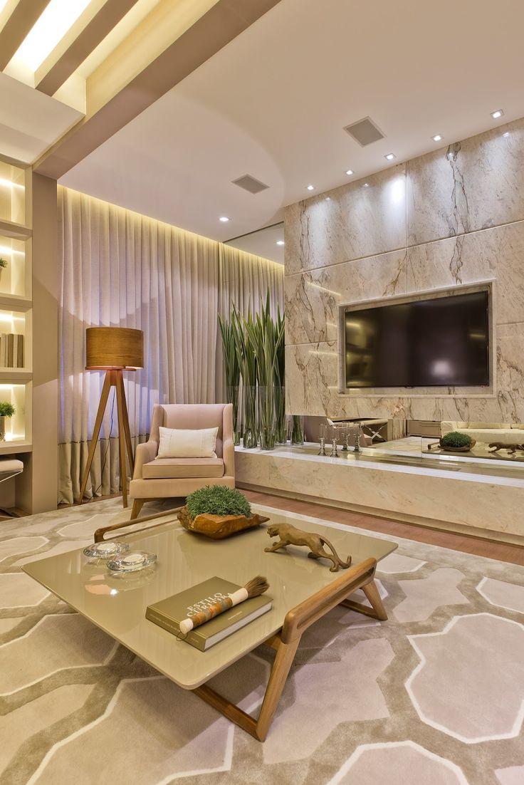 Blog de interiores arquitetura e paisagismo home for Decoracion de apartamentos 2015