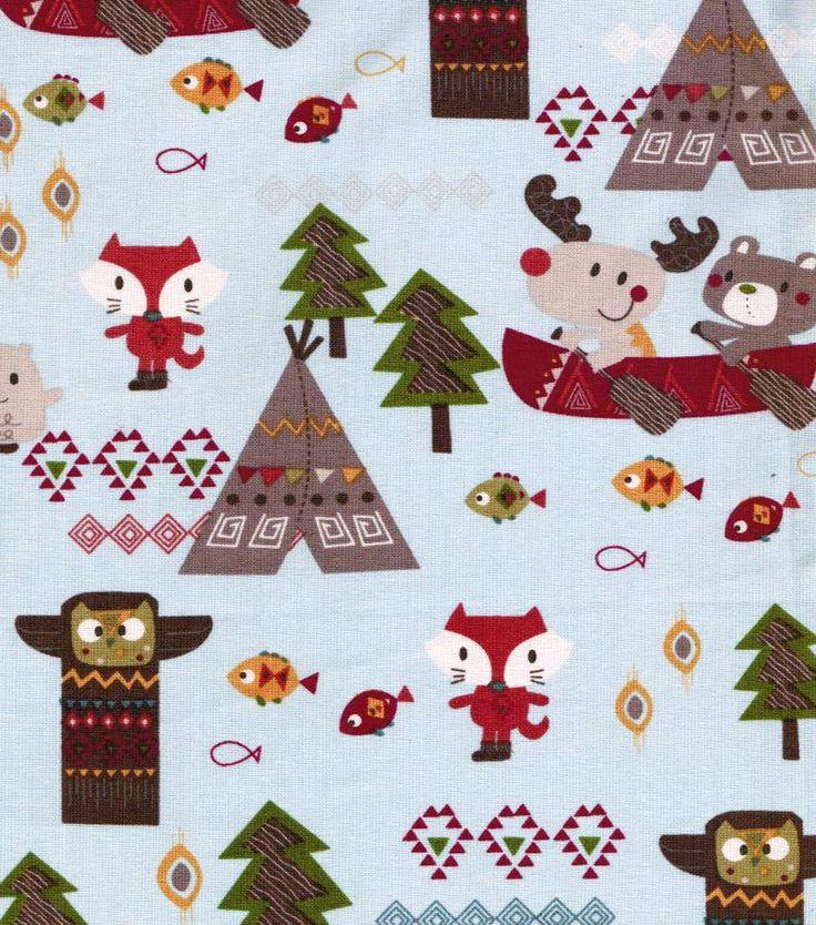 28 best woodland boy nursery images on pinterest child for Boy nursery fabric