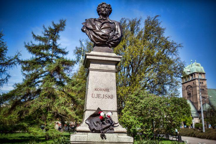 Pomnik Kornela Ujejskiego