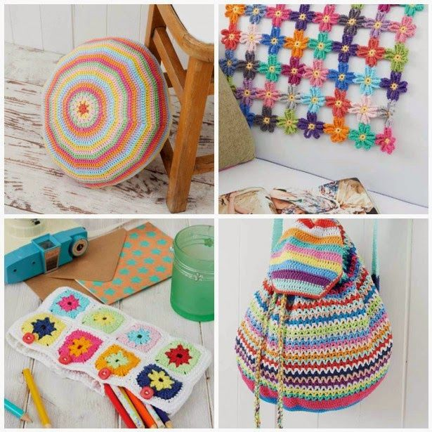 New crochet book: Boho Crochet - 30 Hip and Happy Projects
