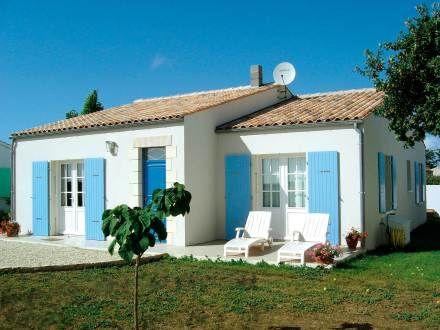 Location Ile d'Oléron Interhome, location Maison Villa Vinisa à l'Ile d'Oléron prix promo Interhome 671,00 € TTC