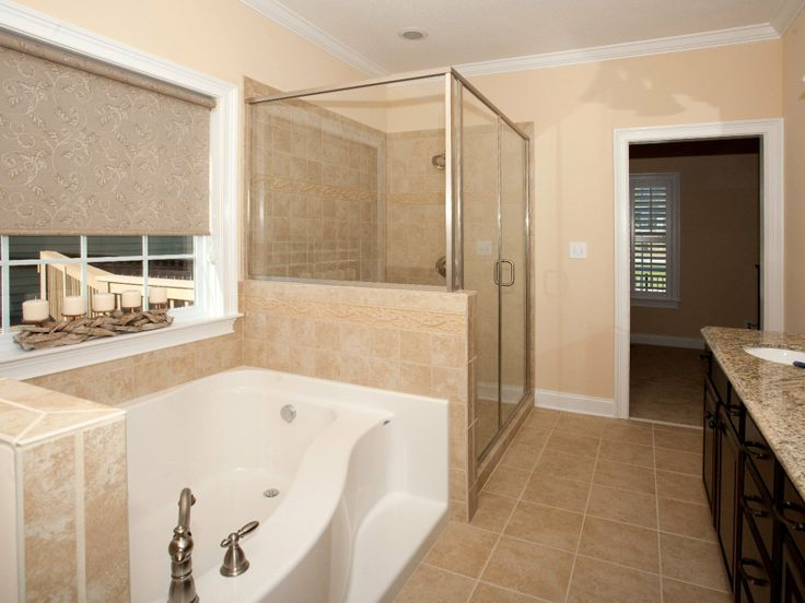 Model Home Bathroom 16 best woodbridge model home - hamptonville, nc images on