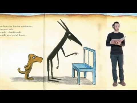 La sedia blu - YouTube