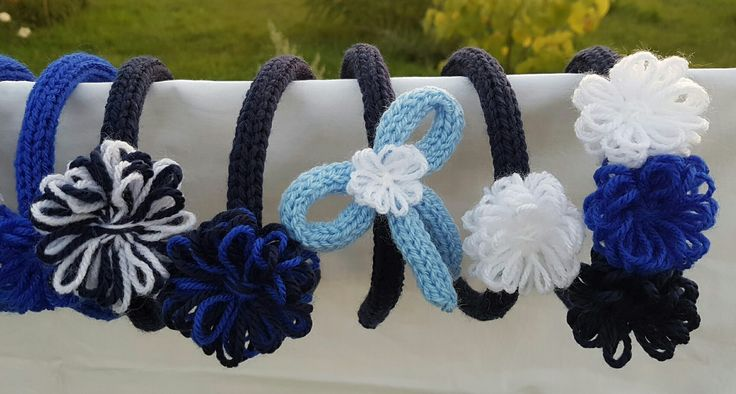 spool knitting opaski do włosów