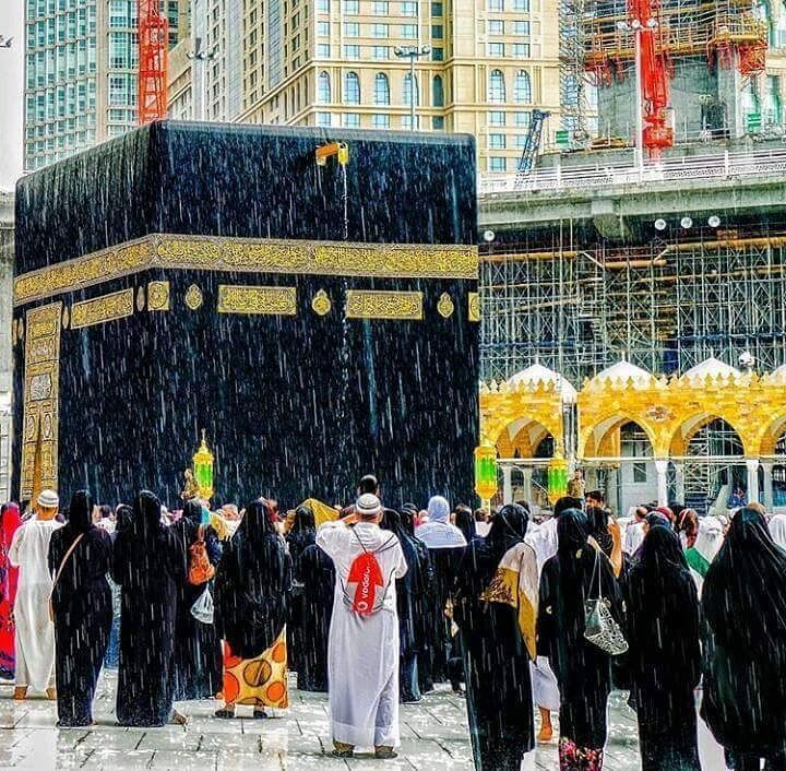 Kaaba during rain  #islam #muslim #Allah #Quran #ProphetMuhammadpbuh #instagram #photo #photooftheday #beautiful #photography #advicequotes #boy #god #love #man #men #woman #women #prayer #girl #girls #boys #pictures #Facebook #twitter #guidance #wordpress #heart #blog #photogrid