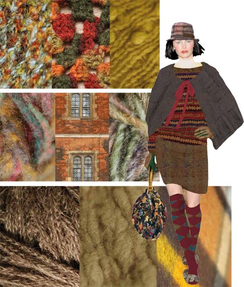 Fall/Winter 2012 - 2013 fashion trends forecast for men's and women's knitwear