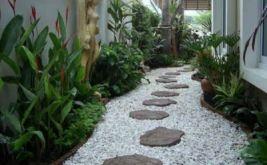 Inspirasi Jalan Setapak Di Taman :: Okezone Foto