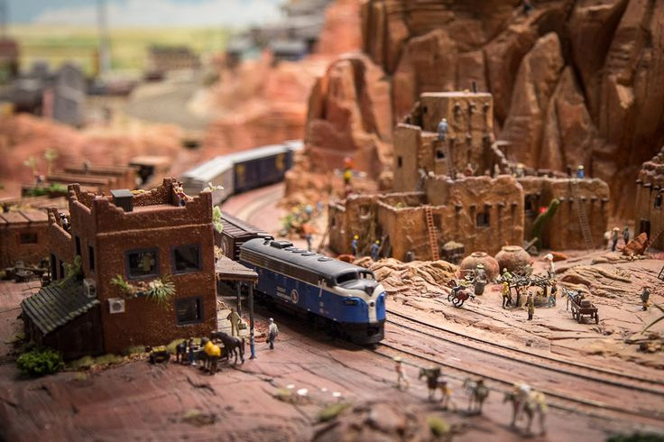 The biggest toy train museum in the world | MINIATUR WUNDERLAND, HAMBURG, GERMANY