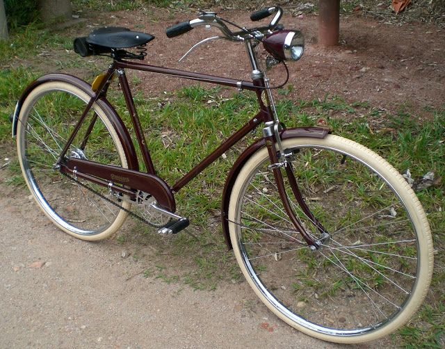 bicicletas antigas: PHILLIPS MASCULINA 1950 - BICICLETA ANTIGA