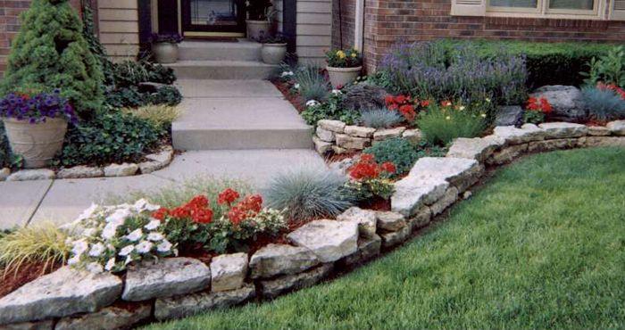 Best 25 landscape borders ideas on pinterest for Faux brick edging