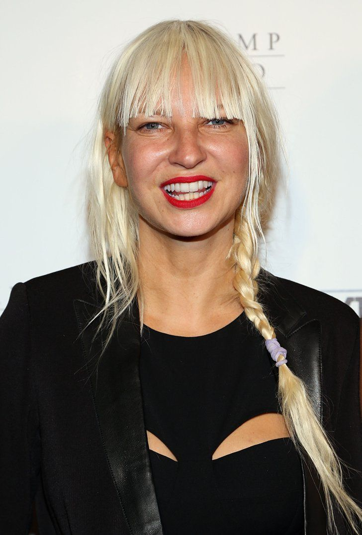 Pin for Later: 55 Music Stars With Real Names You Won't Recognize Sia = Sia Kate Isobelle Furler