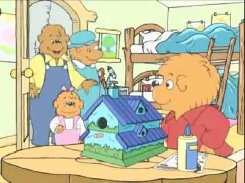 Berenstain Bears   Pick Up And Put Away habit 3: first things first!