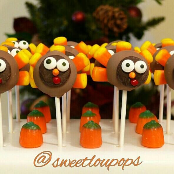 turkey cake pops 118 best images about thanksgiving cake pops balls on 8112