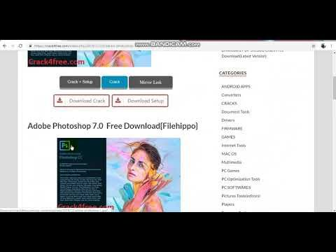 How to download activated Adobe Photoshop CS 6 Latest