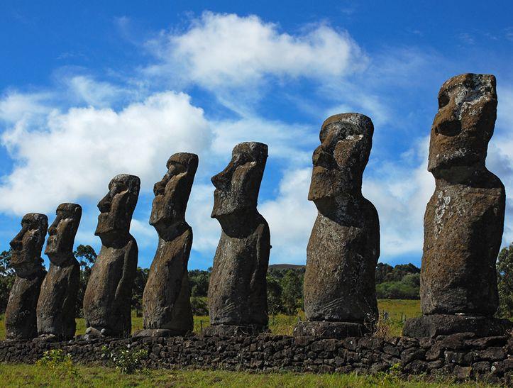 Isla de Pascua, Rapa Nui, Chile