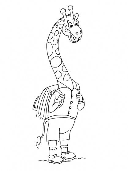 Girafe 18