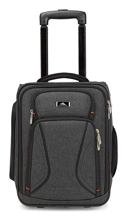 4ff9990f3e Amazon.com  High Sierra Endeavor Wheeled Underseat Carry-On
